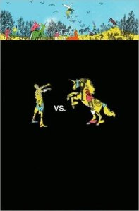 cover image for Zombies vs. Unicorns
