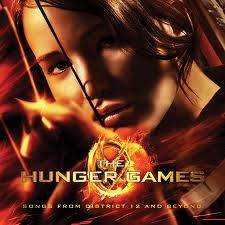 cover image for The Hunger Games Soundtrack