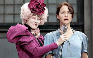 still from The Hunger Games